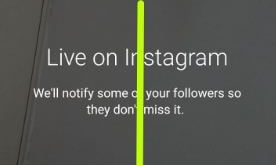 Save Instagram live videos on android phone