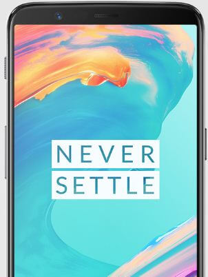 Hide notification content in OnePlus 5T