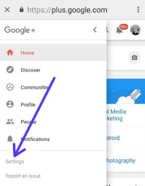 how to remove account on google play