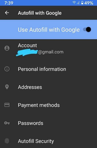 How to Set Up and Use Autofill in Chrome on PC or Android