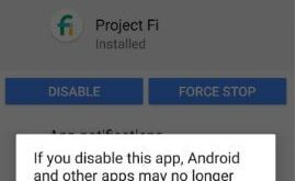 How to disable stock apps android Oreo without root