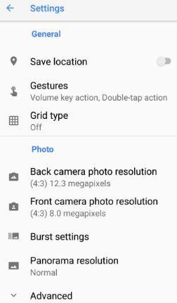 Best Google Pixel camera settings