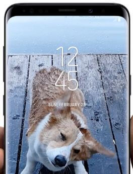 How to use voice command to take photos and videos Galaxy S9 plus
