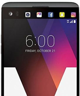 How to customize quick settings in LG V30