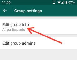 WhatsApp new group features 2018