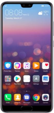 How to use screen recording in Huawei P20 Pro