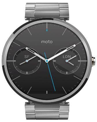 Black Friday 2018 deals on smartwatch Motorola