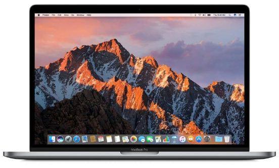 Black Friday deals on Apple laptop 2018