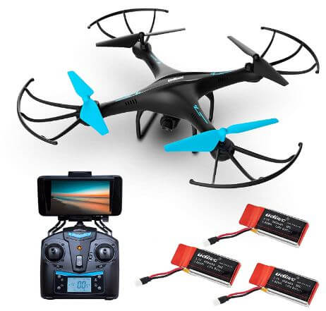 Black Friday deals on FORCE 1 drone camera