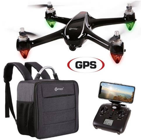 Contixo F 18 quadcopter drone deals 2018
