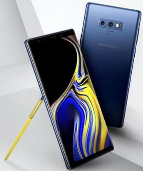 How to change home screen Grid size on Galaxy Note 9