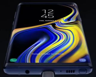 How to customize lock screen on Galaxy Note 9