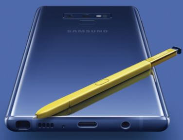 How to enable show recent notifications only on Galaxy Note 9