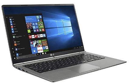 LG gram thin light laptop for Black Friday 2018