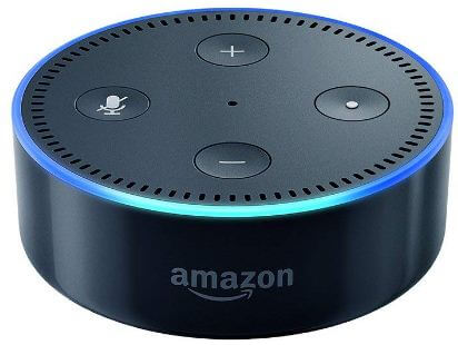 Amazon Echo dot smart speakers deals