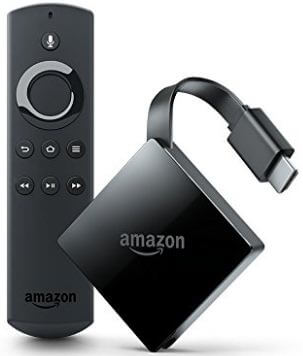Amazon Fire TV 4k with ultra HD & Alexa voice remote