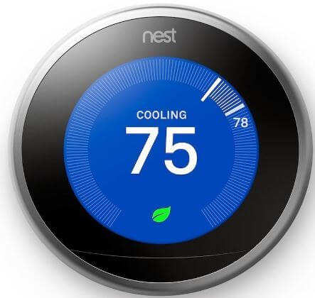 Google home thermostat from Nest 2019 deals