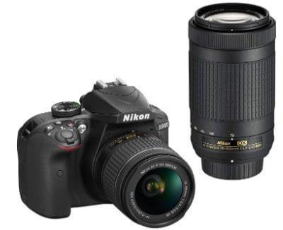 Nikon DSLR CAMERA 2018 black Friday deals