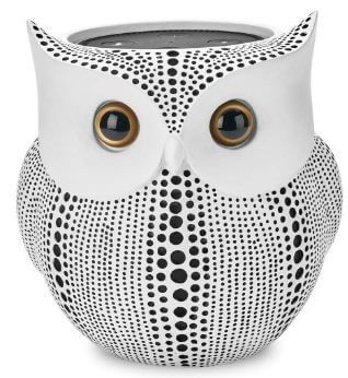 Owl holder for Echo dot deals