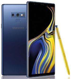 How to delete apps on Galaxy Note 9