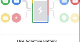 How to turn on adaptive battery Pixel 3 Pie
