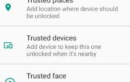 How to use smart lock on Pixel 3