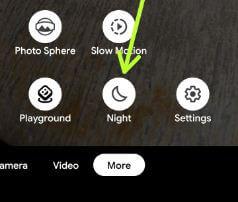 Install Pixel 3 camera Night Sight mode on older Pixel