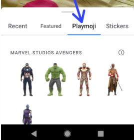Pixel 3 Playground feature on older Pixel 2 phone