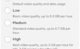 How to change playback settings on Netflix Android