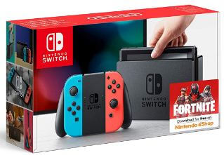 Nintendo switch game CHRISTMAS deals 2018