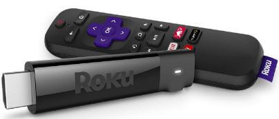 Roku streaming stick in Christmas sales online