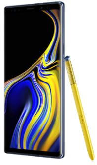 Samsung Galaxy Note 9 deals on Christmas 2018