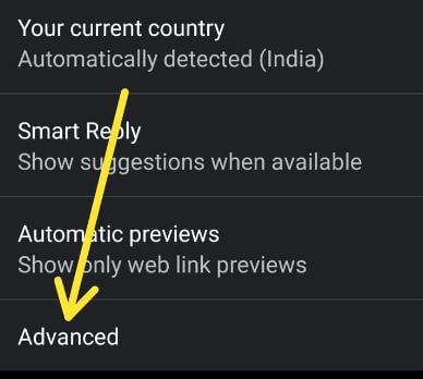 Use spam protection in Android