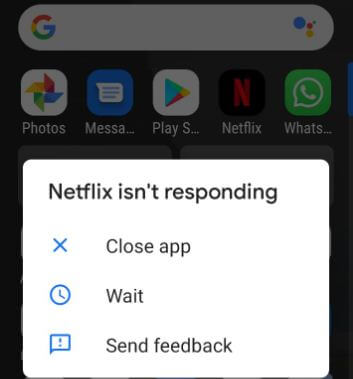 fix netflix crashes  android phone  tablet
