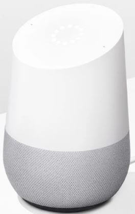 How to send text message with Google home