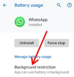Turn on auto disable unused apps on Samsung Galaxy
