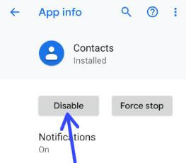 Disable apps on Pixel 3 XL and Pixel 3 Pie 9