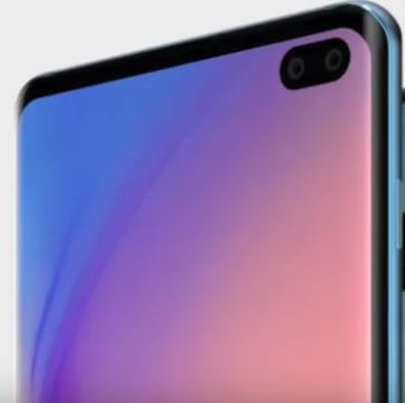 How to change display resolution on Galaxy S10