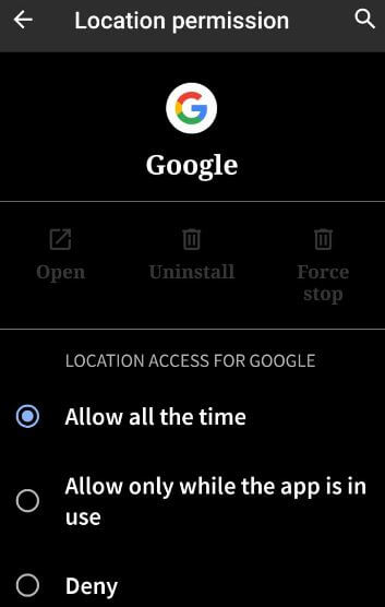 Android Q features Beta