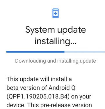 How to install Android Q Beta 1 on the Pixel, Pixel 2, Pixel 3 XL