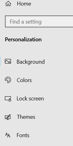 Change the lock screen pictures in Windows 10 PC