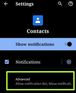 Disable notification bubbles for app on Android Q Beta 2
