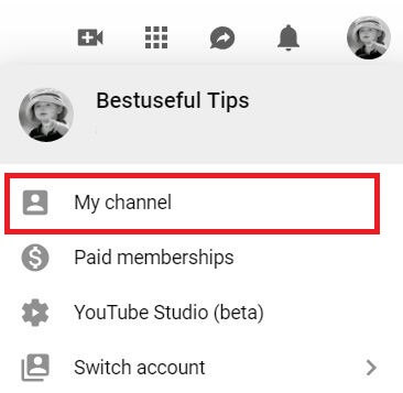 Hide subscribers on YouTube