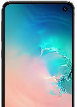 How to enable finger sensor gestures in Galaxy S10e