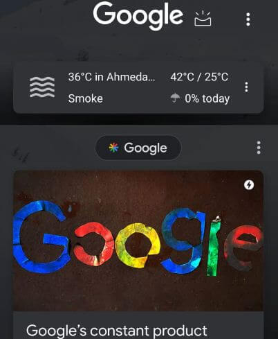 How to fix Google feed not working on Android