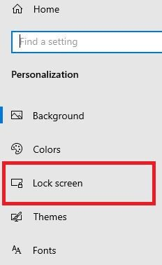 How to change lock screen timeout on Windows 10 PC