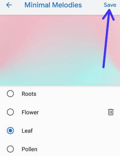 Change notification sound Pixel 3 and Pixel 3 XL