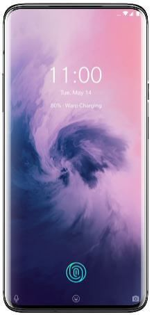 How to change lock screen wallpaper in OnePlus 7 Pro