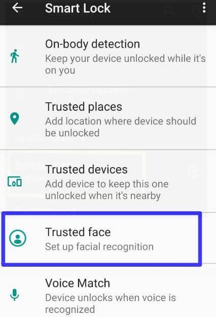 Use face unlock on Pixel 3 XL