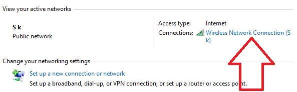 Find my WiFi password on Windows 10